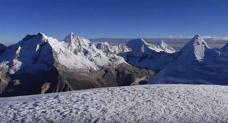 Escalada en los Andes – Diario de expedición a la Cordillera Blanca