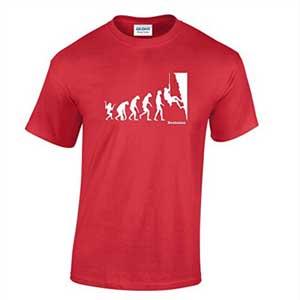 camisetas escalada