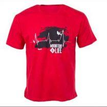 camiseta de montaña