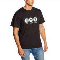 camiseta motivo escaladores