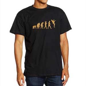 camiseta para escaladores
