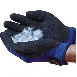 guantes para escalada y hielo