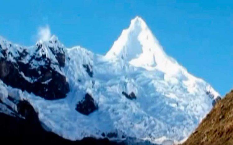 El ascenso al Huascarán
