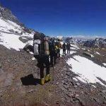 Escalada en el Aconcagua