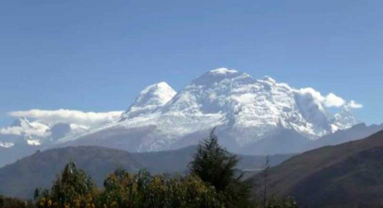 cimas de Perú