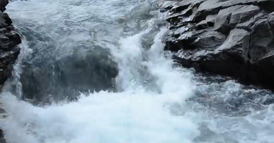 Barranquismo en aguas vivas