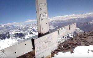 cumbre cerro plata