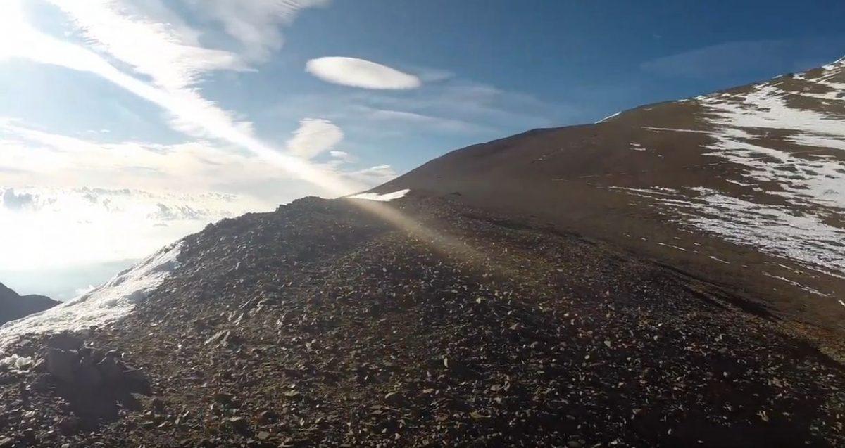Escalando el Cerro El Plata: Argentina