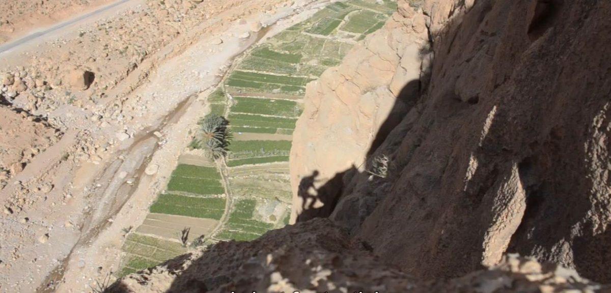 Gargantas del Todra: Escalando en el Atlas