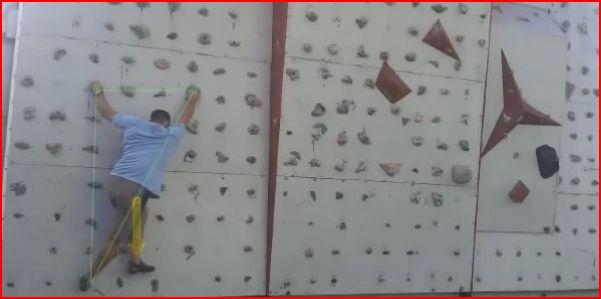Apoyo y agarre: Técnicas básicas para la escalada