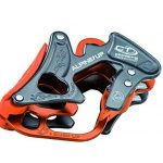 Comparativa Click up de Climbing Technology vs GriGri de Petzl