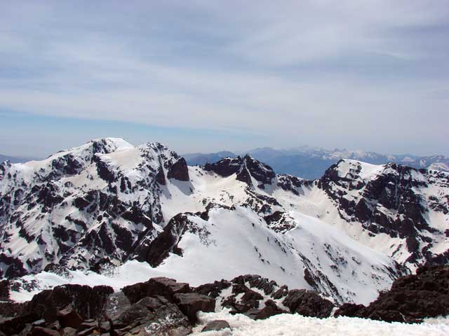 De escalada en el Toubkal - Marruecos 2