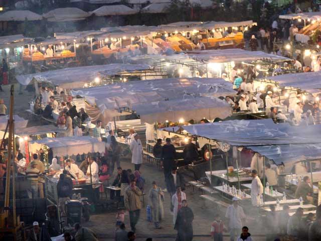 De escalada en el Toubkal - Marruecos 5