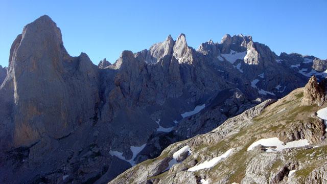 De escalada en los Picos de Europa 4