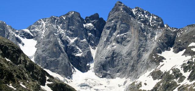 De escalada por el Pirineo Central