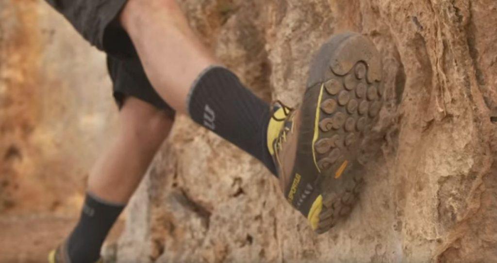 sobre roca zapatilla xt3