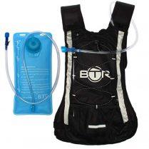 mochila para hidratarse en bici