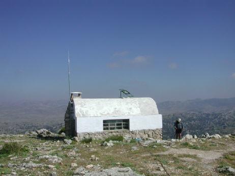 cerro banderillas