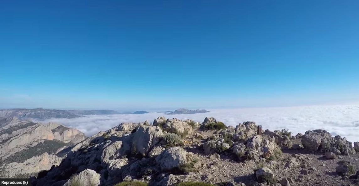 Cumbre del Puig Campana