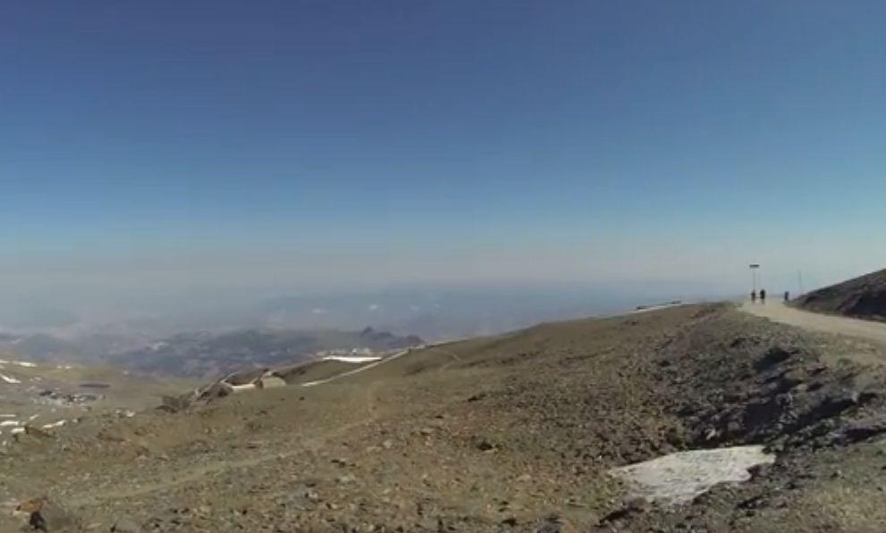 escalada en Granada