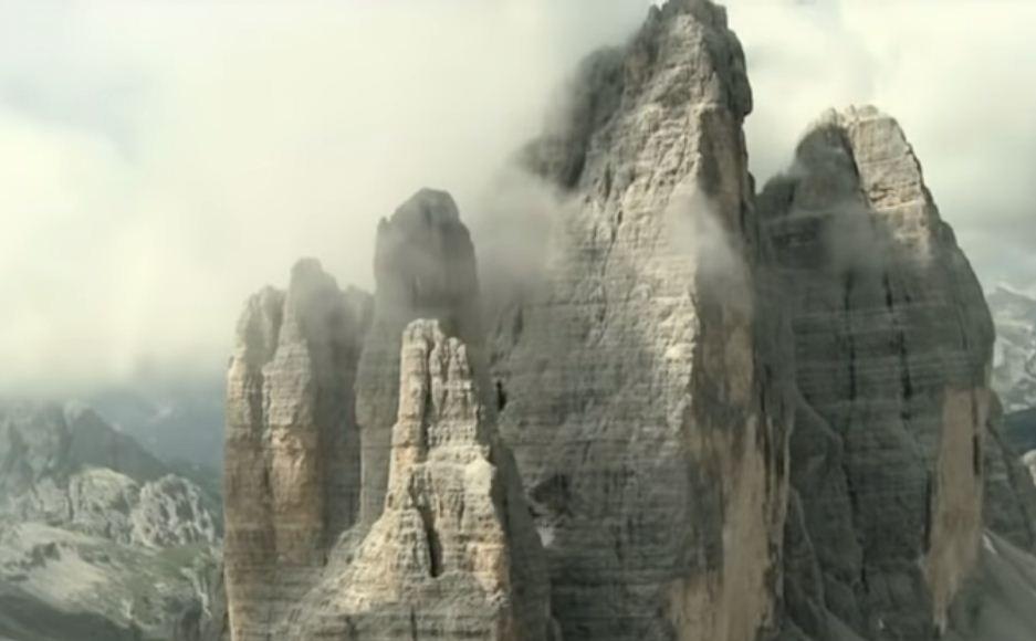 dolomitas escalada grandes paredes