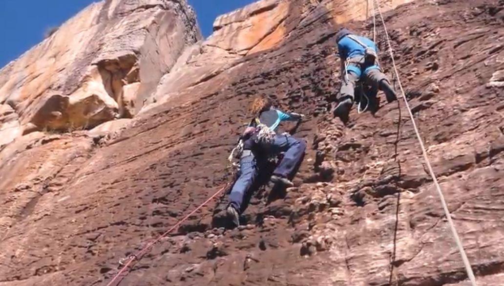 escalada granpians