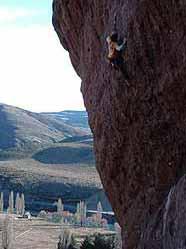 bariloche escalada deportiva